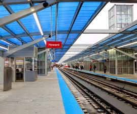 CTA Wilson Station Reconstruction image