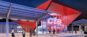 95th Street CTA Station Renovation  image